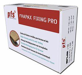 Fixation invisible HAPAX FIXING PRO